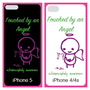 Schizencephaly Awareness - iPhone Case Covers